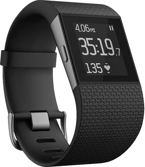Fitbit Surge™ Fitness Super Watch - Multi-sport, GPS, Heart Rate Monitor, and ability to challenge other fitbit users.