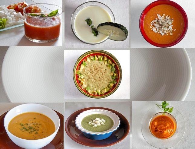 Siete platos refrescantes recetas para cocinar platos for Platos faciles de cocinar