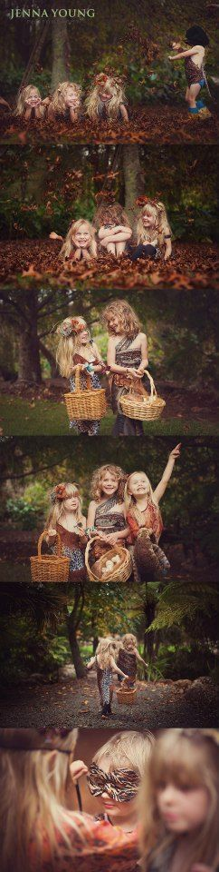 Wild Faeries at Liddington Gardens | Photography by Jenna Young Photography https://www.facebook.com/jennayoungphotographyanddesign