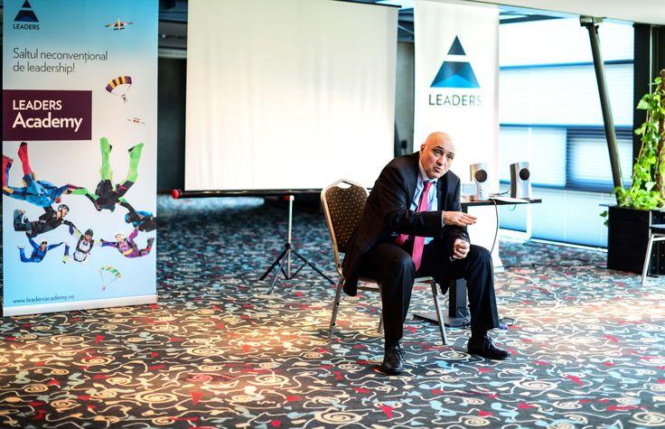 Dr. Dan Mircea Ionescu la LEADERS Academy #leadersacademy