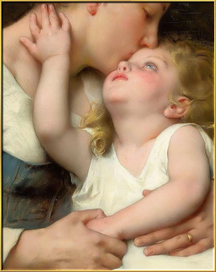 Santa María, Madre de Dios y Madre nuestra: Amor a María