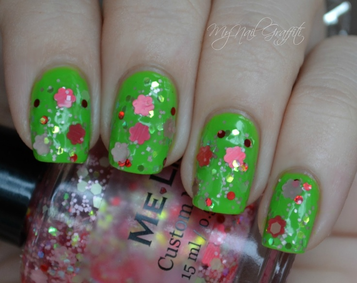 My Nail Graffiti: MeLissa Lacquer Polish Swatches and Review