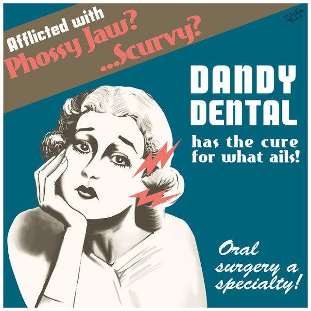 bioshock dentist ad