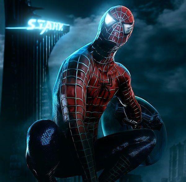 Samsung 3d Mobile Phone Spiderman 3 Hd Wallpaper Alt Image