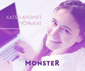 Katso avoimet työpaikat | Monster.fi
