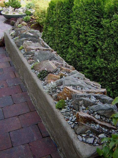 Sized Rocks Landscaping Medium