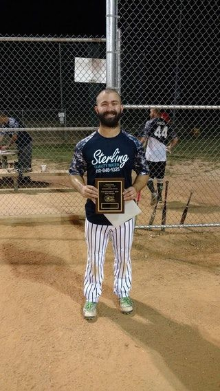 May not be a big deal to anyone else, but my team won our first mens softball tournament together and i got the MVP of the tournament last…