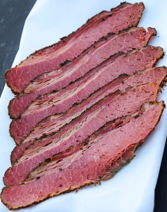 The Hungry Hounds— Homemade Pastrami