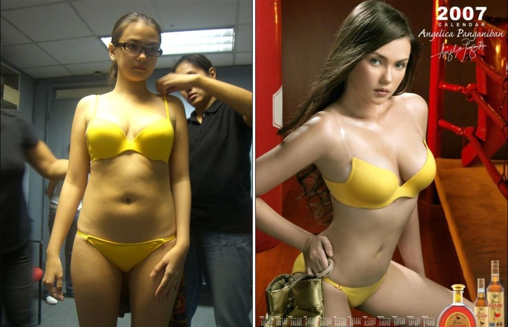 Photoshop Before / After!