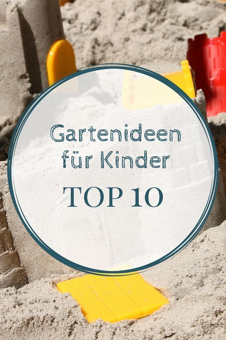 Spielecke im Garten für Kinder gestalten: Ideen & Must haves