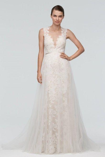 56 best gowns images on Pinterest | Wedding frocks, Short wedding ...
