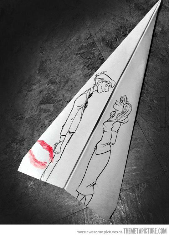 Disney's Paperman. A sweet little story…