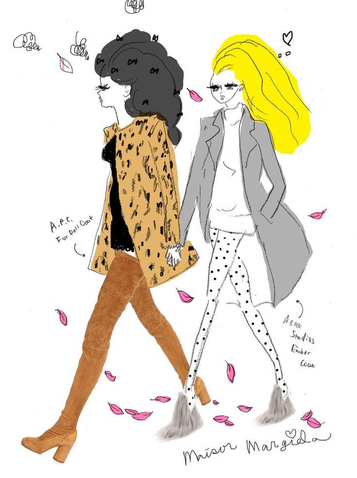 Today's kimonosnack @Margiela Margiela Paris from SHOPBOP http://kimonosnack.blogspot.jp/2015/09/maison-margiela-paris-from-shopbop.html…