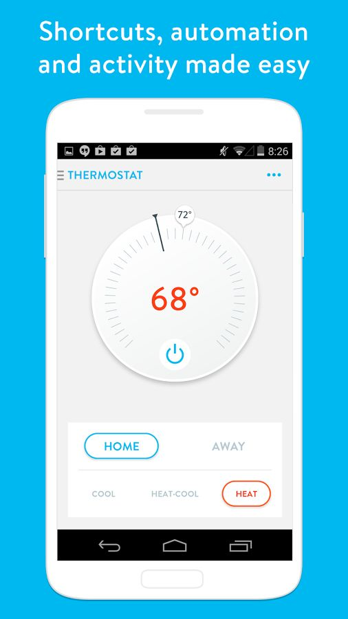 Wink - Smart Home- screenshot
