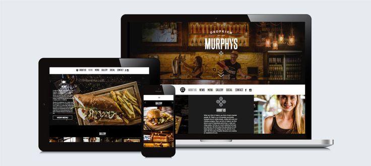 Dropkick Murphys: See website at www.dropkickmurphys.co.za.    Responsive Website Design by Electrik Design Agency www.electrik.co.za