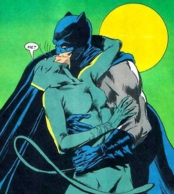 Retrogasm: Illustrations Comic Art, Geek Art, Bats, Comic Books, Cat Kiss, Catwoman, Drawings Blood, Batman, Dark Knights