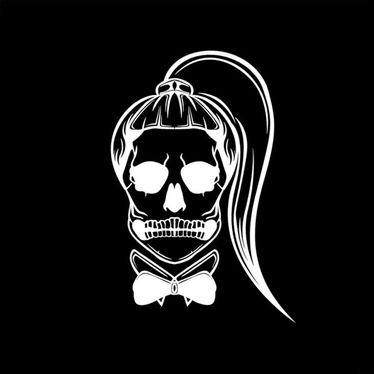 Lady Gaga, Born This Way , Skeleton Face