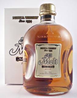 Whisky merchants: Nikka All Malt Japanese Whisky