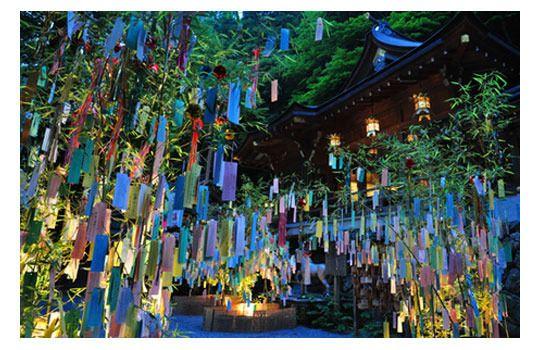 japanese tanabata festival 2014 distribution