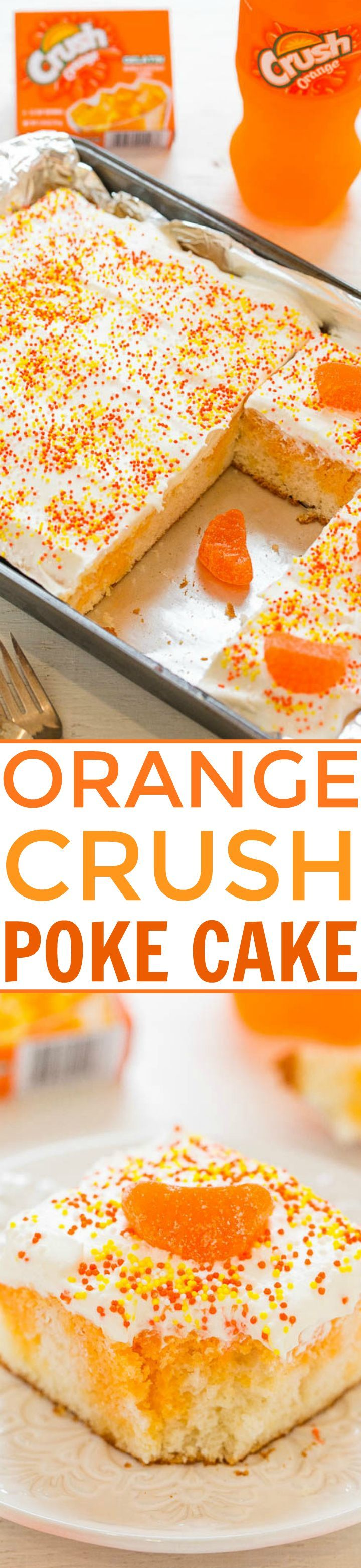 orange crush cake 352 best cake recipes images on kitchens 6270