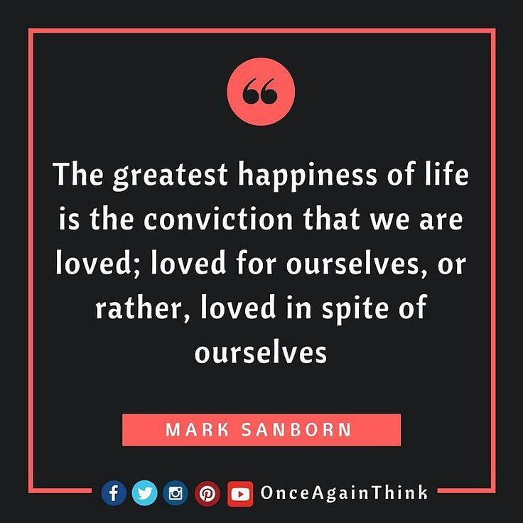 The greatest happiness of life is the conviction that we are loved; loved for ourselves or rather loved in spite of ourselves. Tag your besties #VictorHugo #Quote  #success #happiness #quoteoftheday #motivated #inspiration #startups #entrepreneur #life #keepgoing #fff #l4l #love #like #image #life #quotes #tbt #wcw #instagood #instalike #motivate #think #instagram #facebook #thursdaythoughts #india #usa #uk #travel
