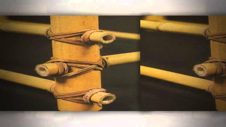 Cómo hacer muebles a lo oriental con bambú y lacas