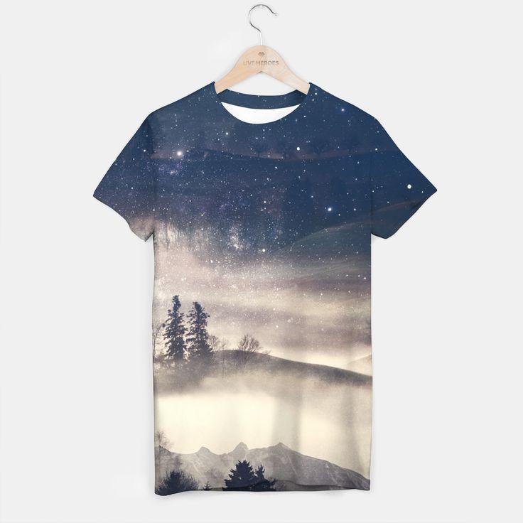 Solar Storm T-shirt, Live Heroes