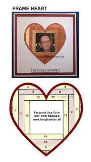 Irisvouwen: Frame Heart