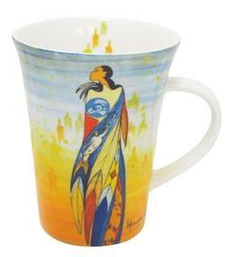 Maxine Noel 'Not Forgotten' Porcelain Mug