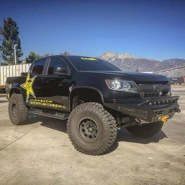 Shop 2015 Chevy Colorado Bumpers Here -> Www.addoffroad