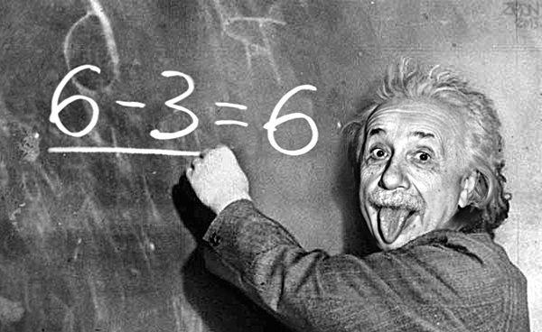 Η ΜΟΝΑΞΙΑ ΤΗΣ ΑΛΗΘΕΙΑΣ: Γιατί βγάζει τη γλώσσα ο Αϊνστάιν