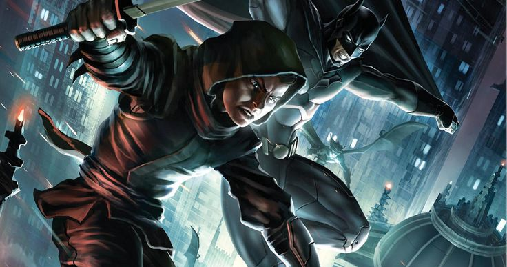 Son of Batman First Look Featurette and Poster -- Batman must wage war against Deathstroke and the League of Shadows to save his son in this latest DC animated adventure. -- http://wtch.it/GTvKg