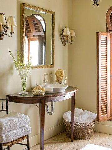 1000 images about the demilune on pinterest queen anne for Second bathroom ideas