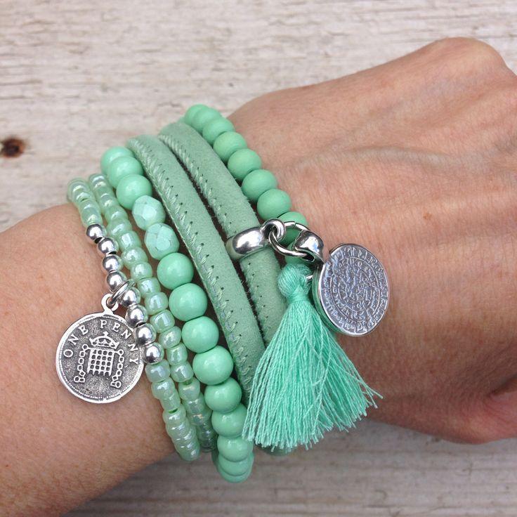 #label160 #handmade #sieraden #leer #stoer #armband #armbanden #jewelry…