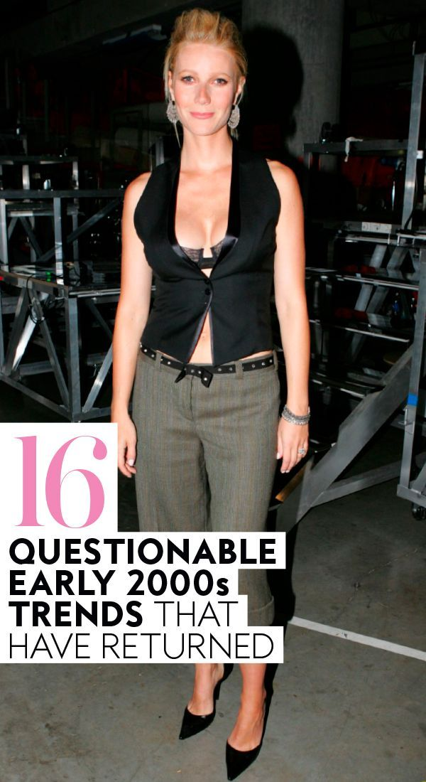 16 Questionable 00s Trends That Have Unfortunately Returned In 2020 Fashion 2000s Fashion Trends Kim Kardashian Kanye West