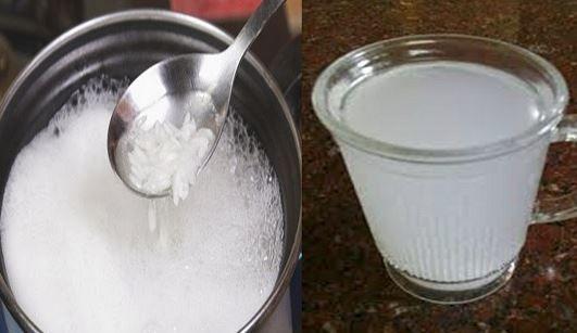 Buvez un verre d'eau de riz et voyez les résultats sur votre corps                                                                                                                                                                                 Plus