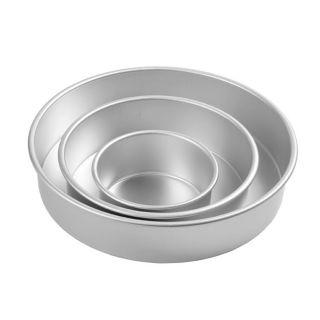 WILTON ROUND PAN SET