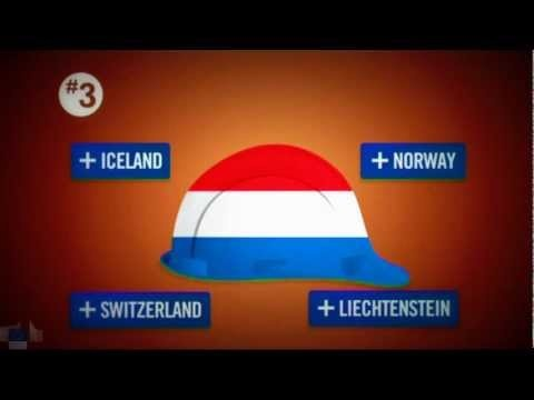 Moving within Europe - What about your social security if you commute between two EU countries? - YouTube