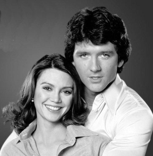 Bobby Ewing and Pamela Barnes - Dallas