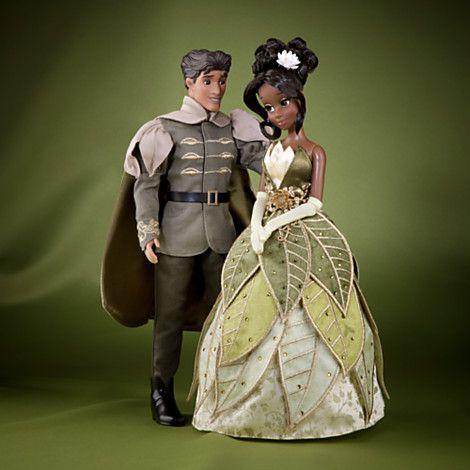 Disney Princess Designer Collection 2014   New Release! Disney Fairytale Designer Collection Doll – Tiana and ...