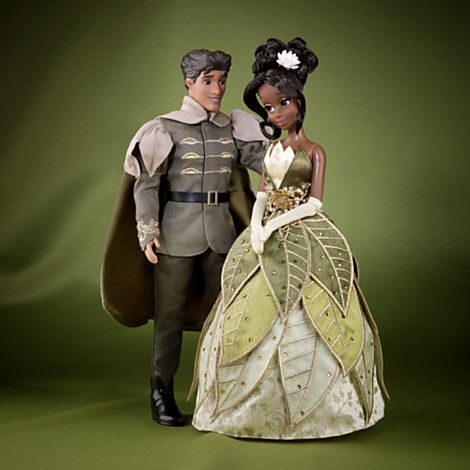 Disney Princess Designer Collection 2014 | New Release! Disney Fairytale Designer Collection Doll – Tiana and ...