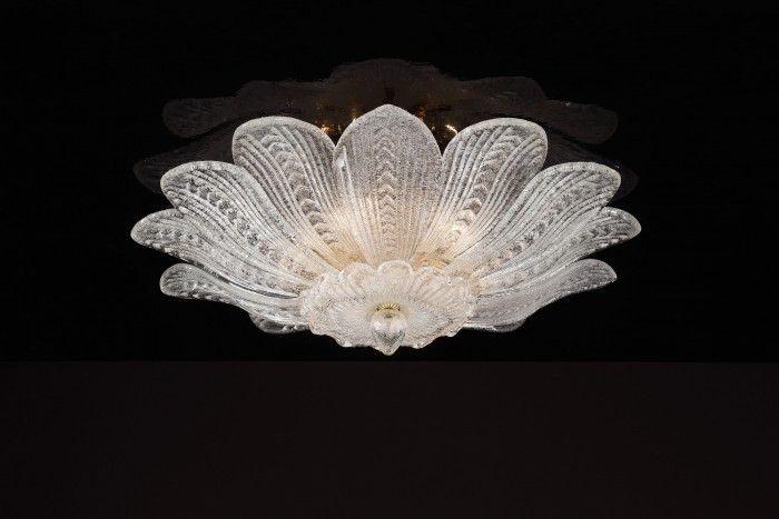 Murano Ceiling Lamps - Series Federica