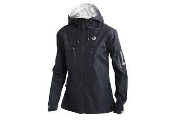 Vigilante Calungute Womens Waterproof Lightweight Rain Jacket - Scuba [Size: 14]