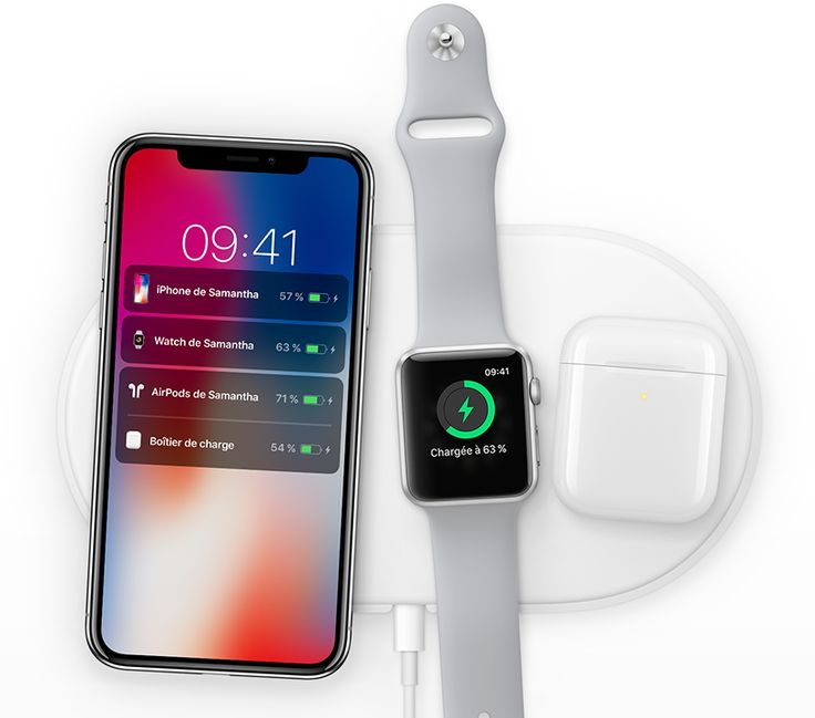 AirPower iPhone X Apple Watch cellular AirPods Watch