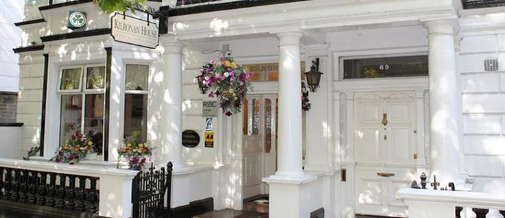 Bed and Breakfast Dublin - B&B Dublin - Accommodation Dublin City Center - Kilronan House