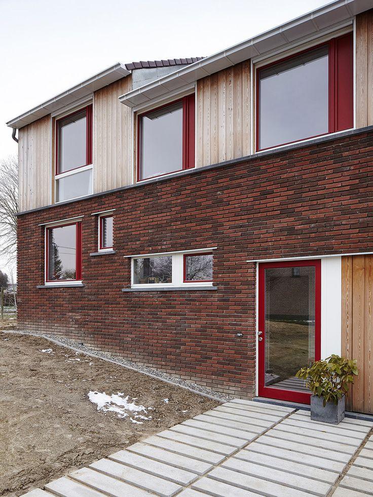 © Dennis De Smet - House in Burst / De Smet Vermeulen architecten