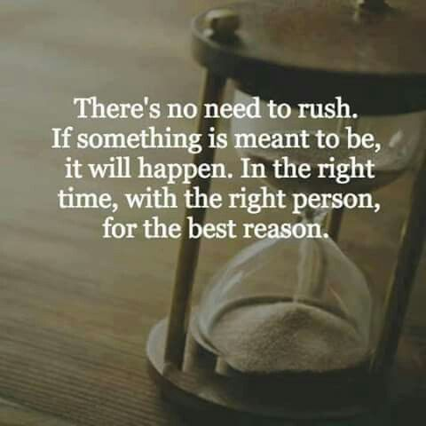 Patience ~