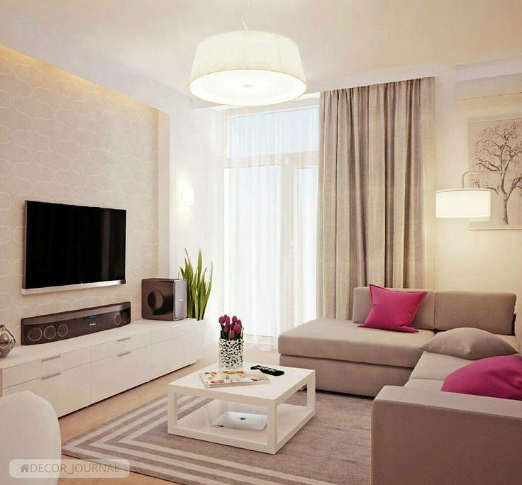 Living room lights idea