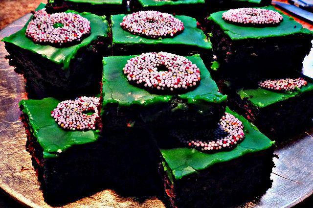 Crimbo Brownies | Flickr - Photo Sharing!