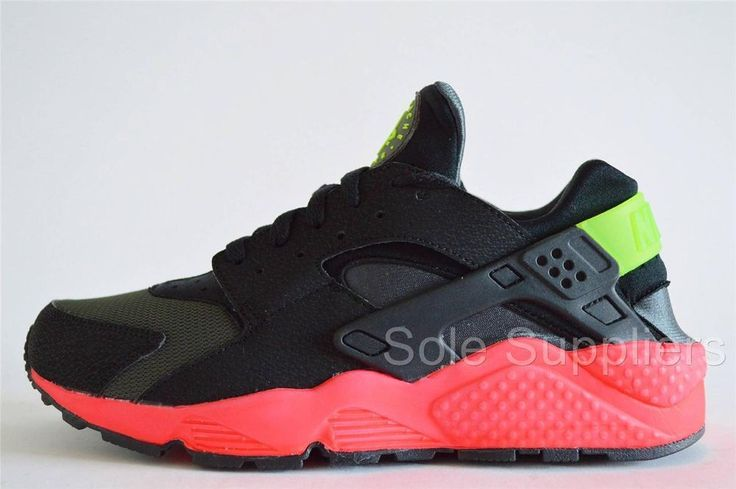 Huaraches Nike Pink And Green